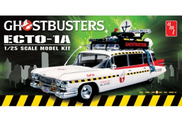 1/25 Ghostbusters Ecto-1A