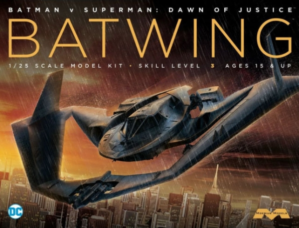 1/72 Batwing from Batman V Superman Dawn Of Justice