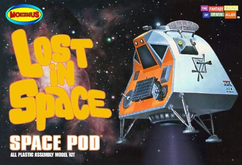 1/24 Lost in Space 'Space Pod'