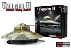1/72 HAUNEBU II - GERMAN FLYING SAUCER