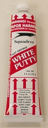 White Putty 2.3oz Tube